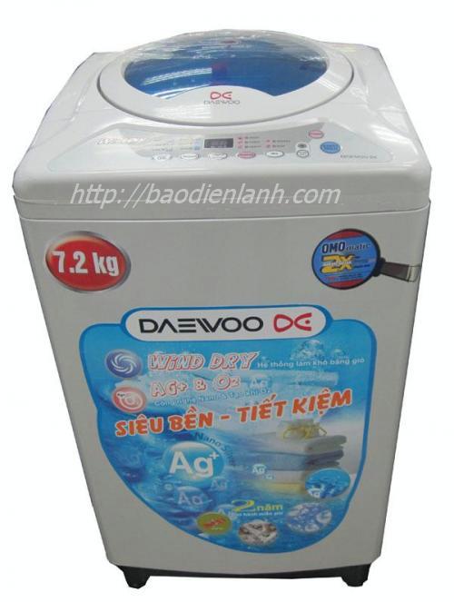 Máy giặt Daewoo