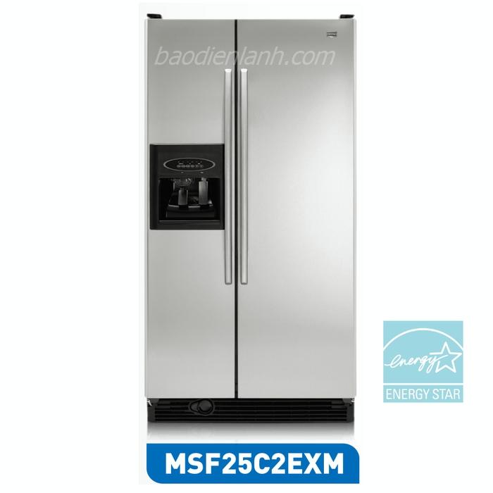 Maytag (MSF25C2EXM) 710l