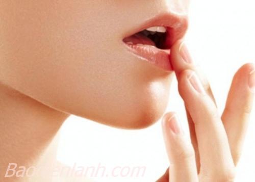 Tránh thở bằng miệng