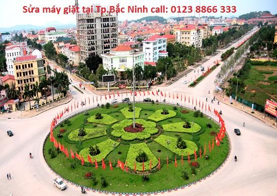 Sua may giat tai Bac Ninh
